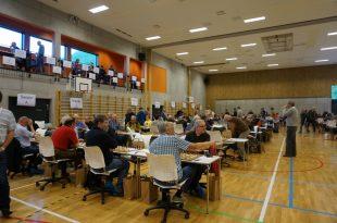 FOTO: Foto: Anniken Vestby, sjakknm2016.no