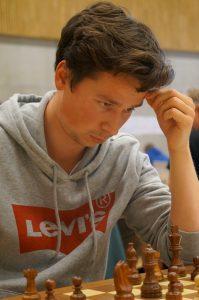 Mathias Nesheim. FOTO: Foto: Anniken Vestby, sjakknm2016.no